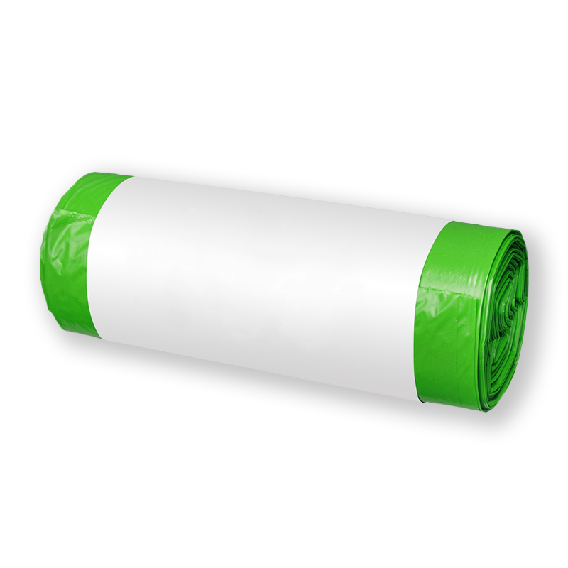 green bin bag